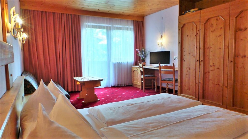 Zimmer ,,Gartenblick II,,Süd/Ost