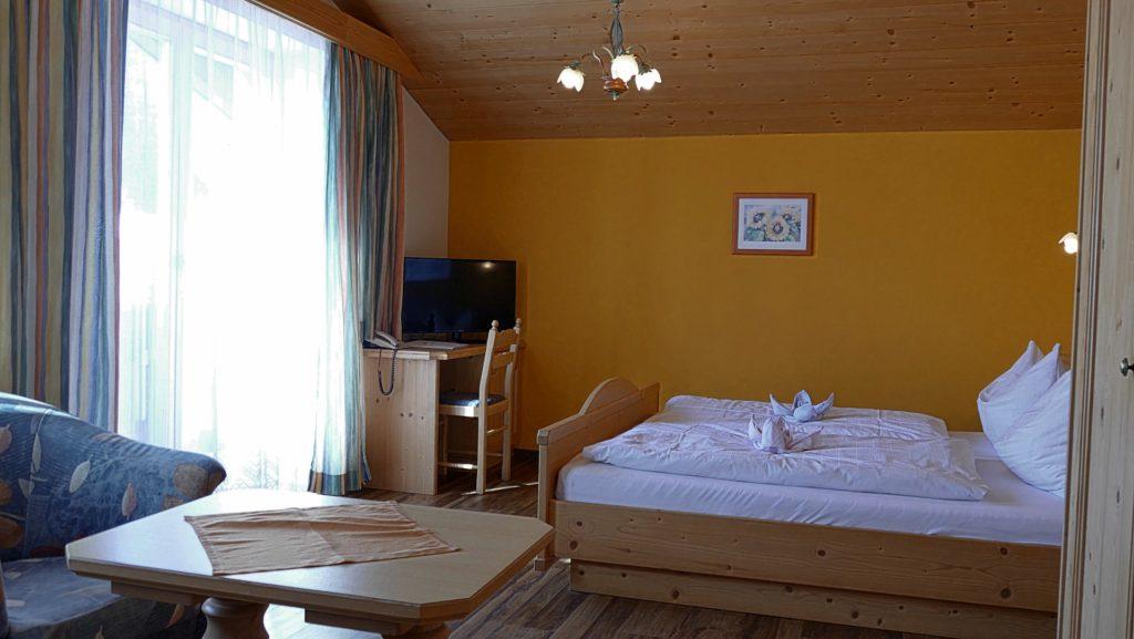 Zimmer Mundeblick - Südseite ;-)