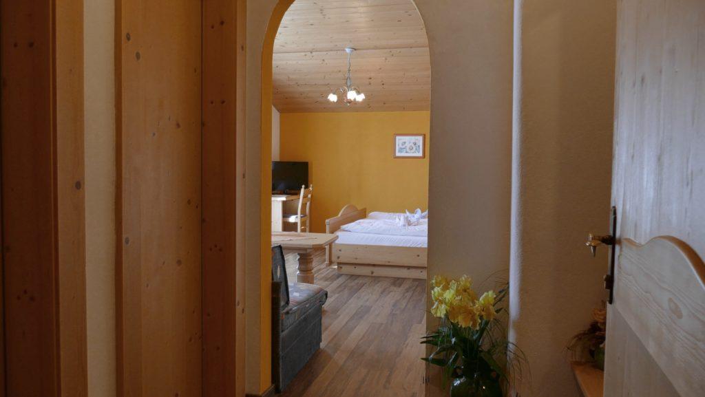 Doppelzimmer Mundeblick II