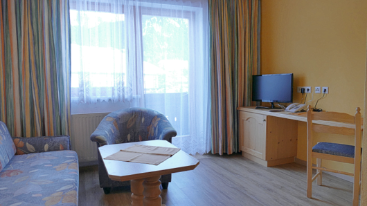 Doppelzimmer Gaistalblick I