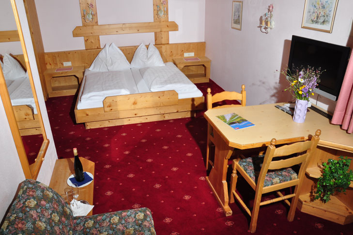 Zimmer Wetterstein I